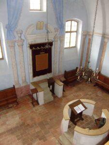Felújítottak egy 18. századi zsinagógát Csehországban
