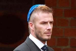 David Beckhamnek zsidó menye lesz