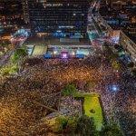 Izrael: több tízezren tüntettek a kormány gazdaságpolitikája ellen