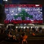 """""""Kivilágítjuk Tel-Avivot… a rakétáinkkal"""" – üzenték a szolidaritást vállaló Izraelnek Libanonból"""