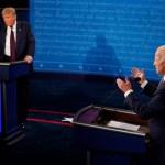 Kölcsönös sértegetésekkel kezdődtek az elnökjelöltek vitái Amerikában