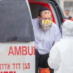 Újabb csúcsot döntött az Izraelben tomboló koronavírus-járvány