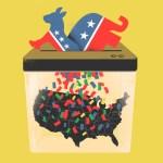 Liberális Trump-szavazótól a gyűlöletpolitikai ámokfutásig — Heti Grün