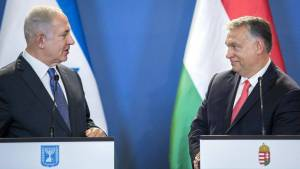 Netanjahu megköszönte Orbán Izrael-barátságát