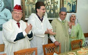 """""""Ez az a nap, melyet szerzett az Örökkévaló!"""" – a megállapodást ünneplik a marokkói származású zsidók"""