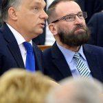 """Orbán: """"amit Szájer József tett, az a mi politikai közösségünk értékrendjébe nem fér bele"""""""