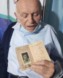 Megkapta a Covid elleni védőoltást az Eichmann-per egyik 92 éves magyar származású tanúja