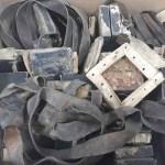 Az egykori varsói gettó relikviáit csempészhették Izraelbe