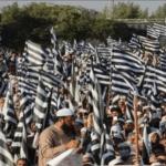 Izrael-ellenes tömeg vonult fel Karacsiban