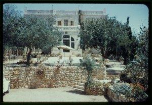 A főmufti jeruzsálemi kúriájából zsinagóga lesz