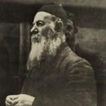 A rabbi, akinek Ugandában is megfelelt volna Izrael