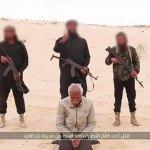 Az ISIS kivégzett egy egyiptomi kopt keresztény férfit