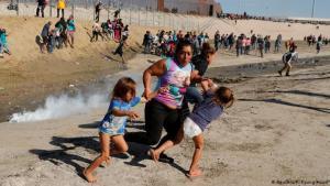 Kilencszeresére nőtt a mexikói-amerikai határra érkező kiskorú bevándorlók száma