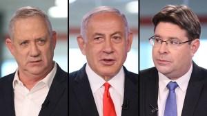 Netanjahu mégis elfogadja Ganz miniszteri kinevezését