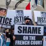 Egyre idegesebbek a francia zsidók