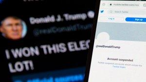 Továbbra is fel van függesztve Trump Facebook-fiókja
