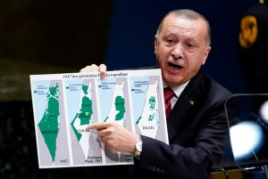Törökország felülmúlja önmagát az Izrael-gyűlöletben