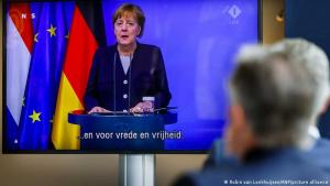 Merkel: nem szabad elfelejteni a nácik által elkövetett bűncselekményeket