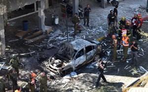 Palesztin terror: Éjszakai rakétazápor és a nemzetközi közvélemény