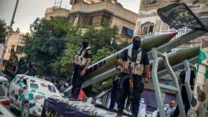 Palesztin Iszlám Dzsihád: Irán adja nekünk a rakétákat, amelyekkel Izraelt támadjuk!