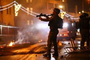 Újabb palesztin zavargás Jeruzsálemben, 17 rendőr sebesült meg