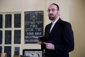 Neolog Rabbi Peter Petrovics: The path Mazsihisz offers to its rabbis is unacceptable