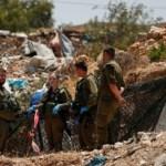 Meghalt egy palesztin fiú, akit az izraeli hadsereg lőtt le Júdea és Somronban