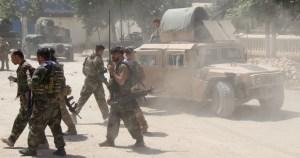 Több, mint ezer afgán katona lépte át a tádzsik határt