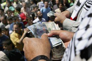 Az izraeli hatóságok lefoglalták a Hamász kriptopénz átutalását