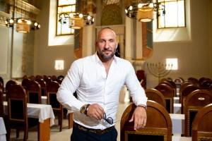 Berki Krisztián: Nem szeretnék utánamenni zsidó származásomnak