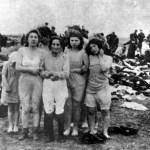 Szabó Tímea zsidó áldozatok képével emlékezett a porajmosról