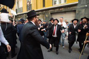 Antiszemita garázdákat füleltek le az Emih zsinagóga-avató ünnepségén