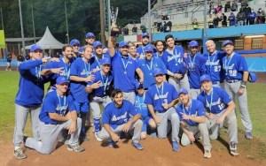 Ezüstérmes az izraeli baseball-válogatott az Európa-bajnokságon