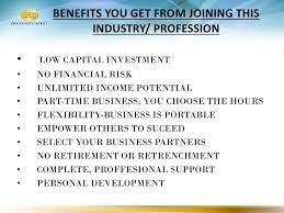 Benefit of Neolife Business