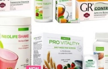 NEOLIFE Weight Loss Management Supplements