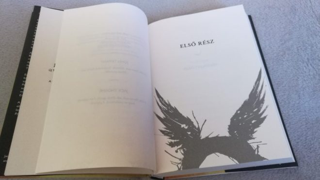 Részlet a Harry Potter és az Elátkozott Gyermek című könyvből