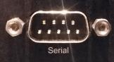 prise de carte interface RS-232/ RS-485