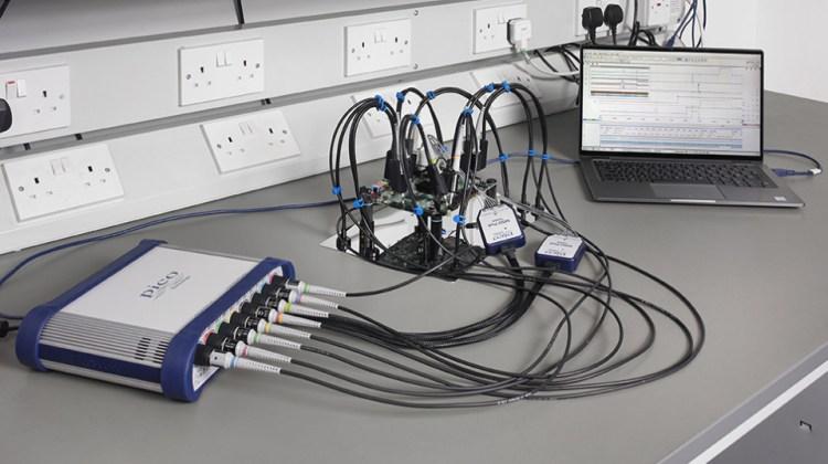 PicoScope série 6000E - 8 voies