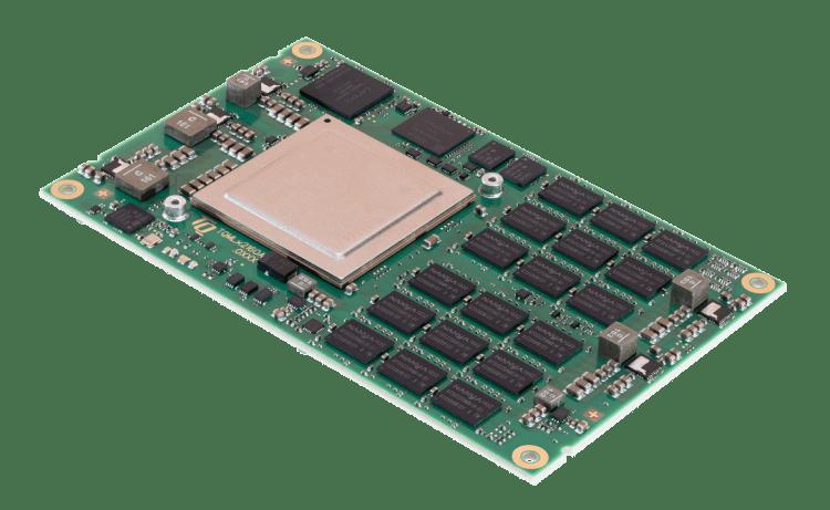 Module avec LX2160A