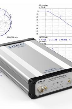 PicoVNA 108 Analyseur de réseau vectoriel 8.5GHz
