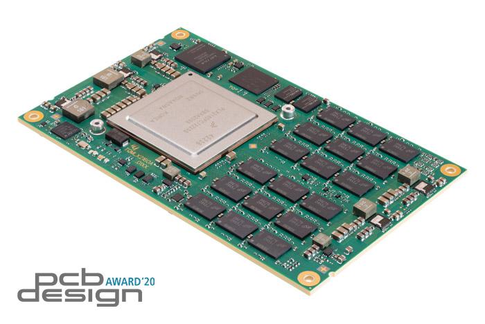 Module LX2160A TQ