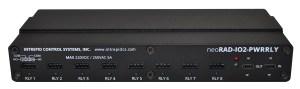 Module RAD-IO-PWRRLY relais de puissance