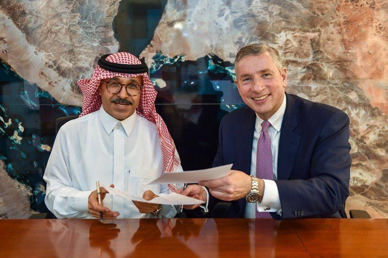 NEOM and KAUST sign agreement to establish center for scientific excellence