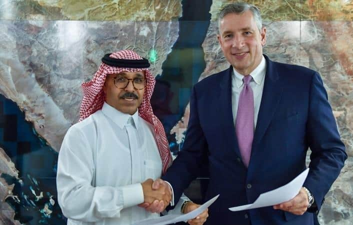 Nazmi Al-Nasr named as new CEO for NEOM project