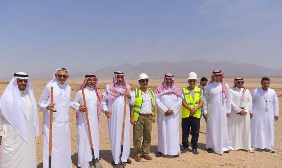 Construction of a residential area (The first investment opportunities in NEOM)
