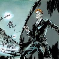 Reinhard Kleist zeichnet David Bowie