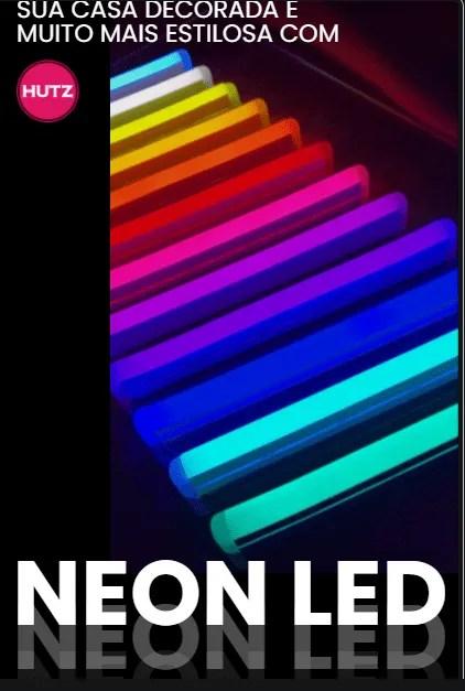 Decore sua casa com Neon LED