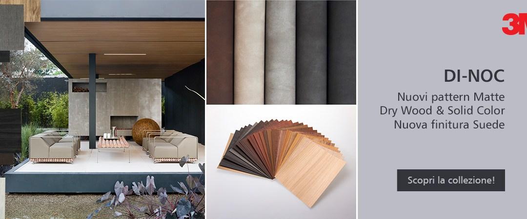 3M DI-NOC – Interior Design Solutions collezione 2021