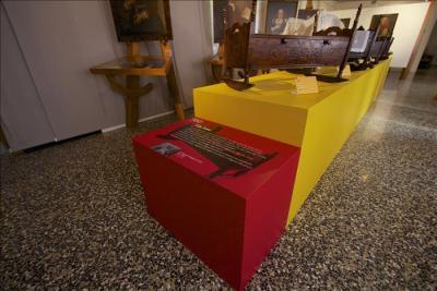 CUBI PER MUSEO