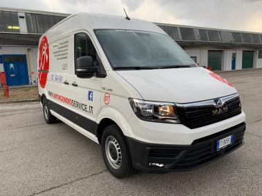adesivi furgone 3M
